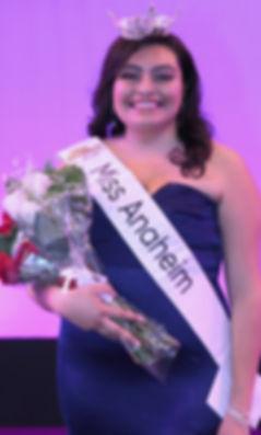 Miss Anaheim 2020
