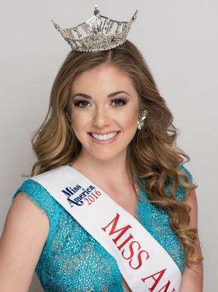 Cheyenne Kotick   Miss Anaheim 2016