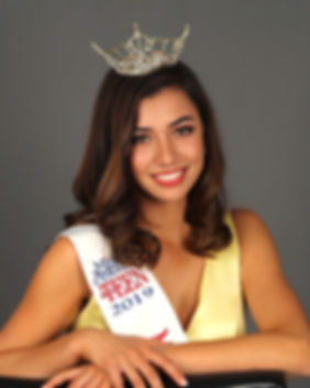 2019 Miss Anaheim OT; Jacqueline Pizza