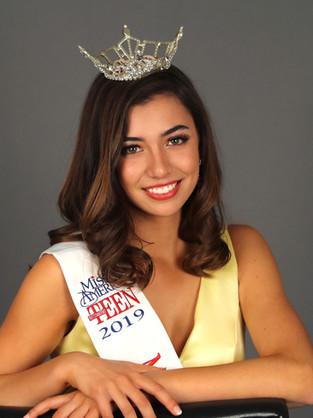 Jacqueline Pizza   Miss Anaheim's OT 2019