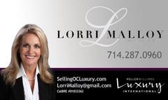 Lorri Malloy - Realtor