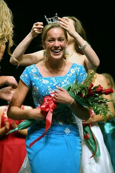 Leah Cecil | Anaheim's OT 2007