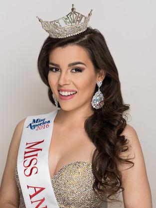 Victoria Johnson   Miss Anaheim Hills 2016