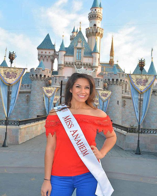 Miss Anaheim 2018