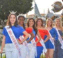 Miss Anaheim, Miss Anahem Hills, Miss Anaheim's Outstanding Teen, Miss Anaheim Hills' Outstanding Teen, Miss Canyon Hills, Miss Canyon Hills' Outstanding Teen