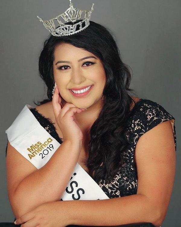 Miss Anaheim Hills 2019; Valerie Alcaraz