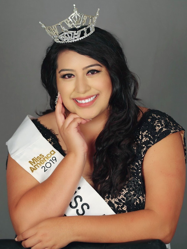 Valerie Alcaraz | Miss Anaheim Hills 2019