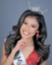 Miss Anaheim 2019; Jazmin Avalos
