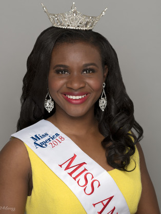 Abby Omolafe   Miss Anaheim Hills 2018