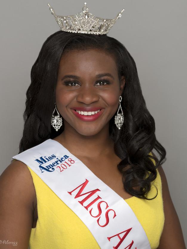 Abby Omolafe | Miss Anaheim Hills 2018