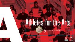 Athletesforthearts