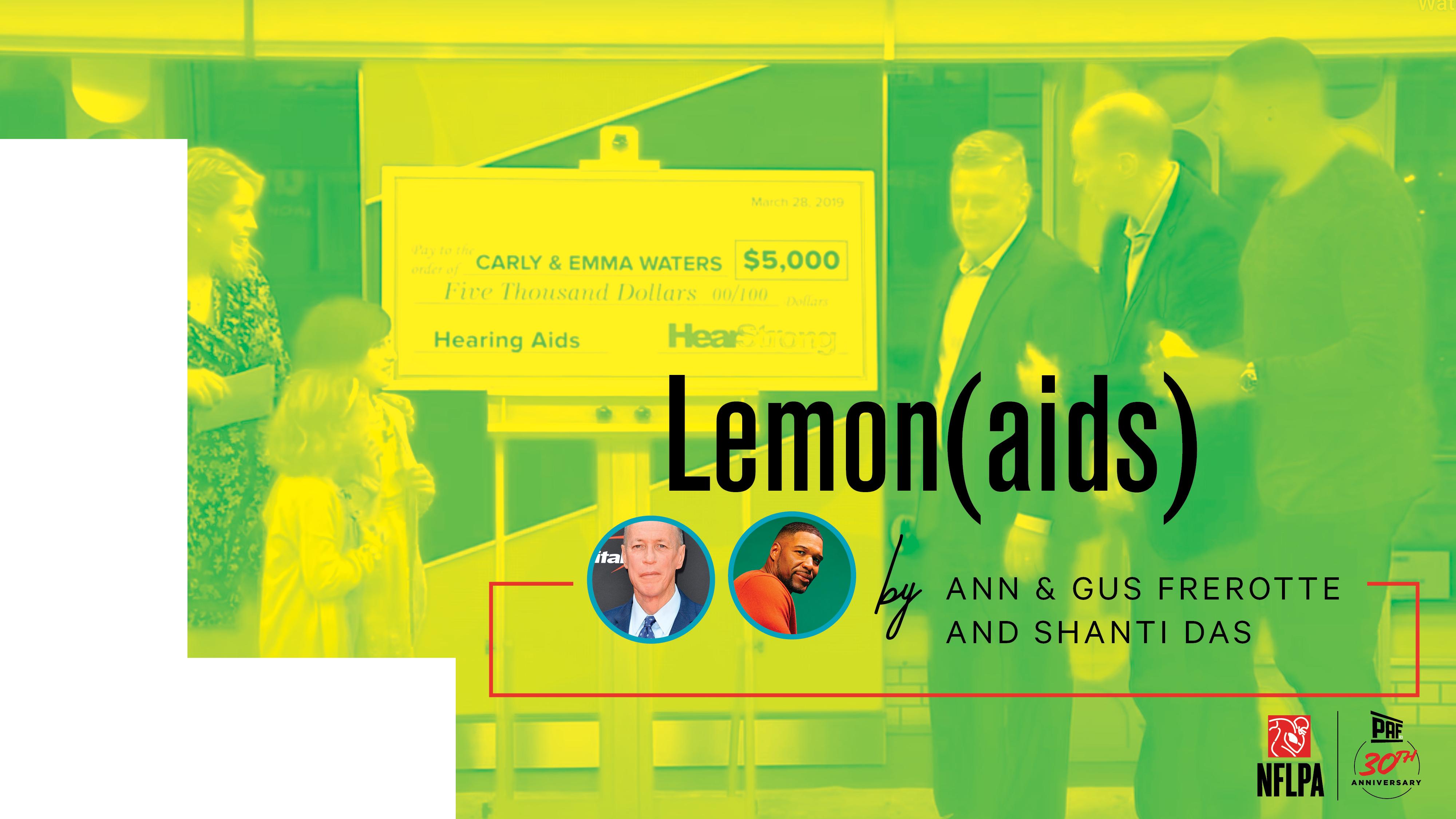 Lemon-aids