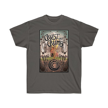 Crust and Crumb Bakery Unisex Ultra Cotton T
