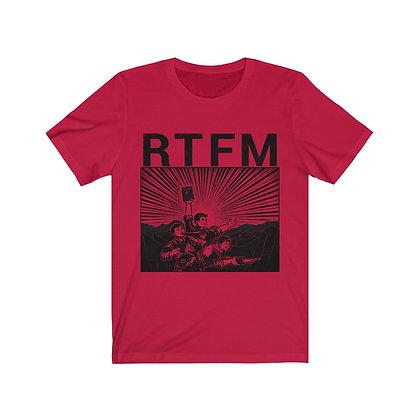 Read The F****** Manual T Shirt