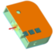 EKON mechanical design