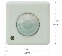 themostat motion sensor
