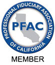 Professional Fiduiary Association of California Member