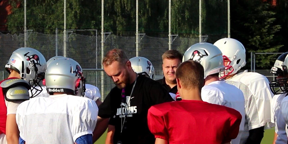 Training Jugend Tackle- Team