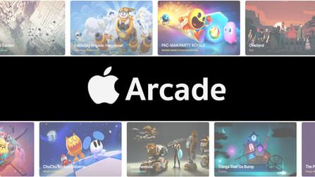 Apple Arcade สัมผัสใหม่ของการเล่นเกม