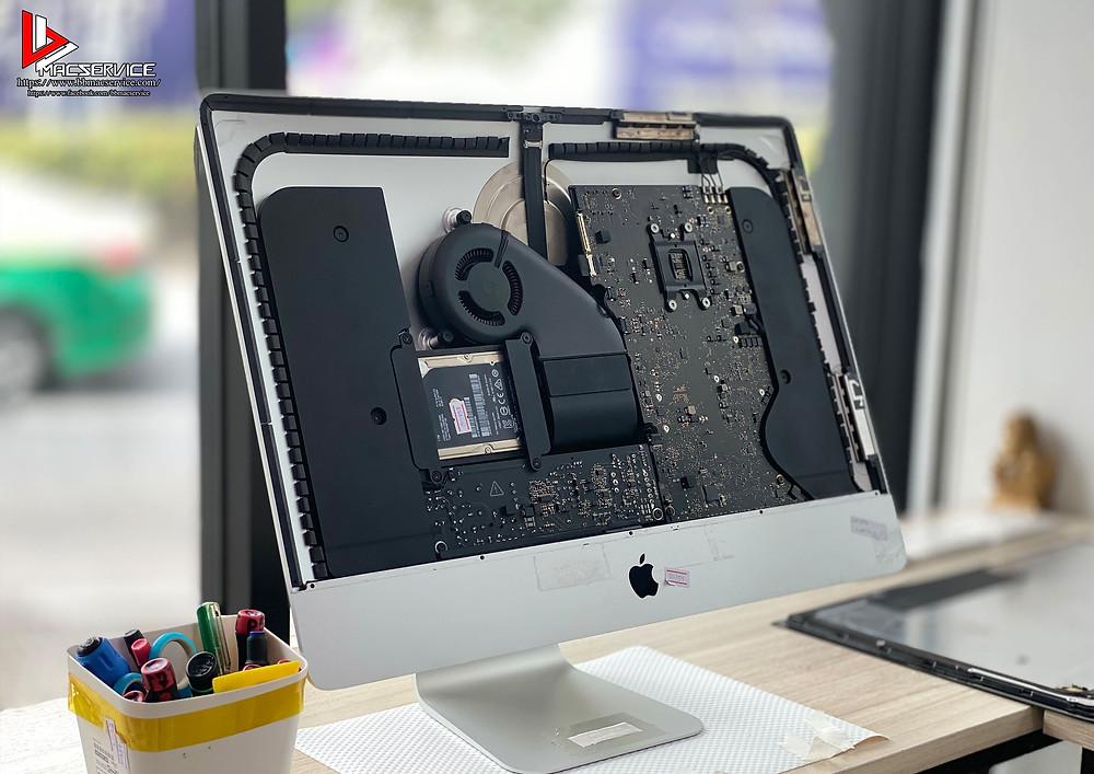ซ่อมiMac เปิดไม่ติด