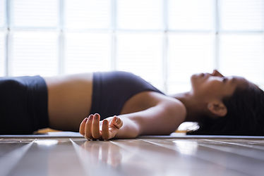 Restorative yoga class in rochester medway chatham gillingham