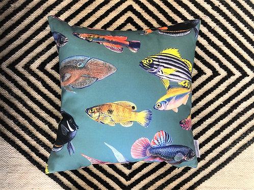 Exotic cushion
