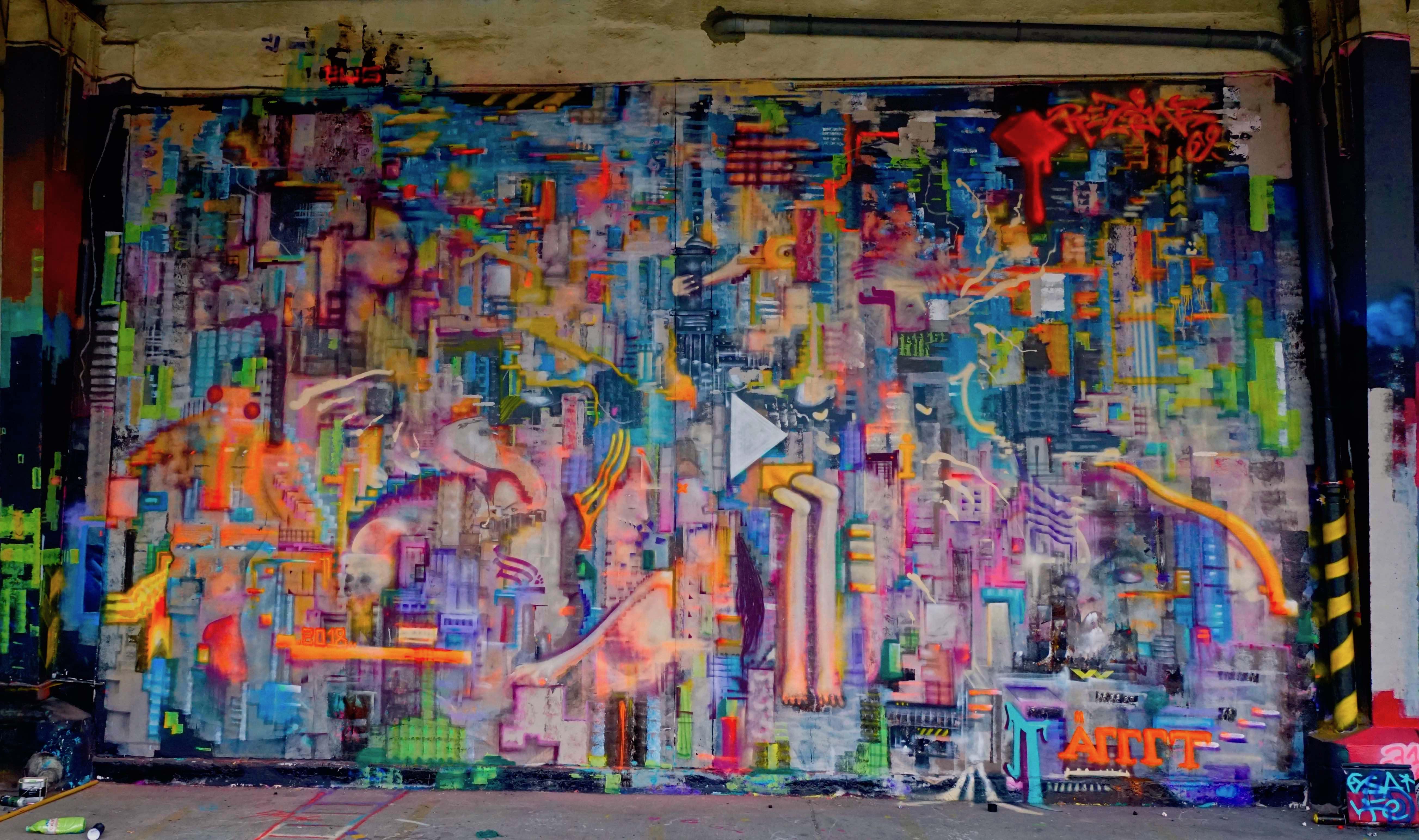 Tetris Paris 2018