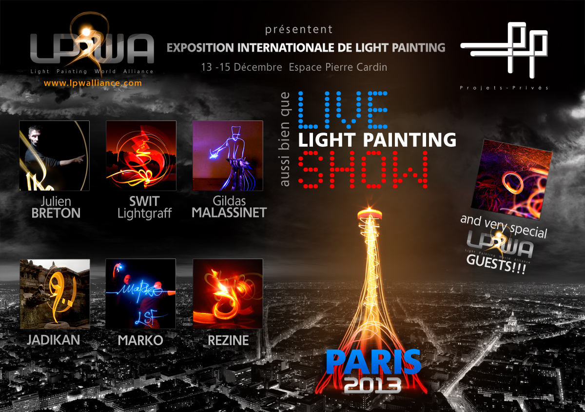 LPWA 2013 paris
