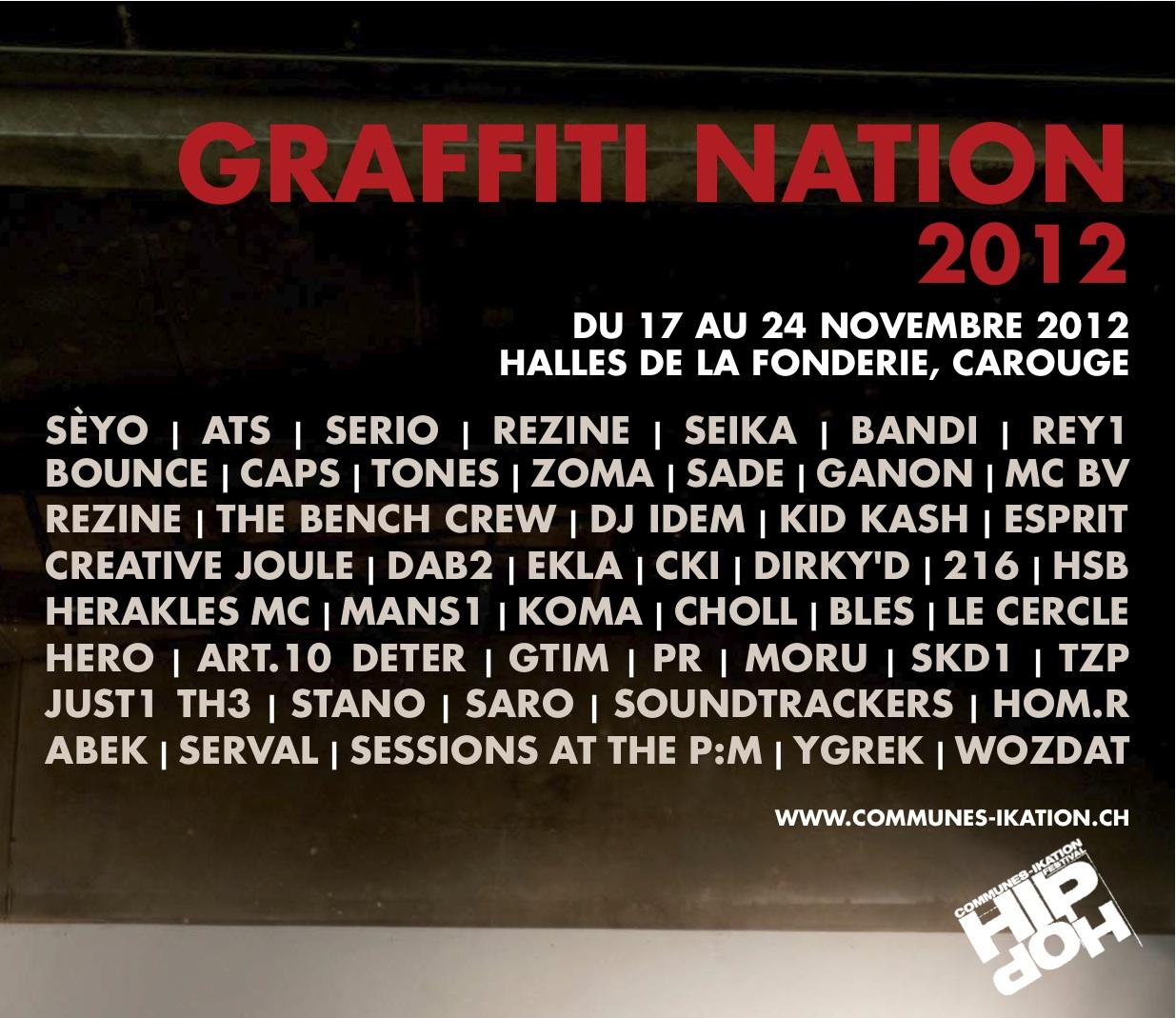 GraffitiNationAffiche(bd)