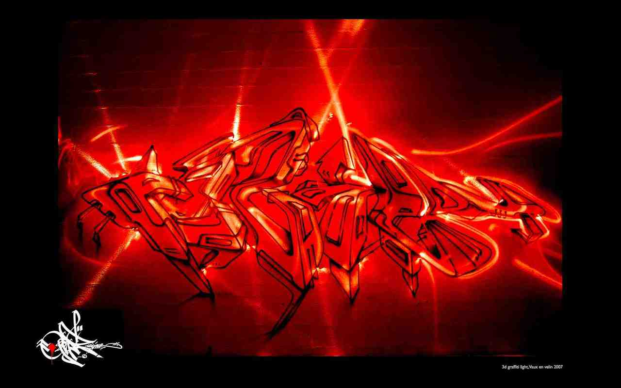 3D lightgraffiti 1