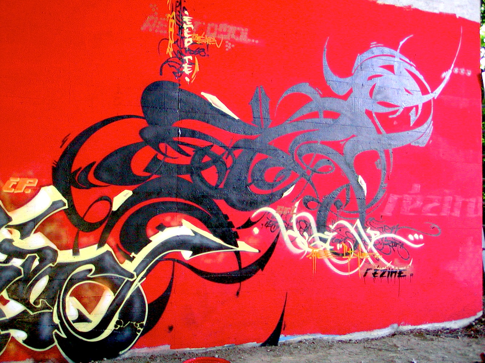 Kaligraffiti