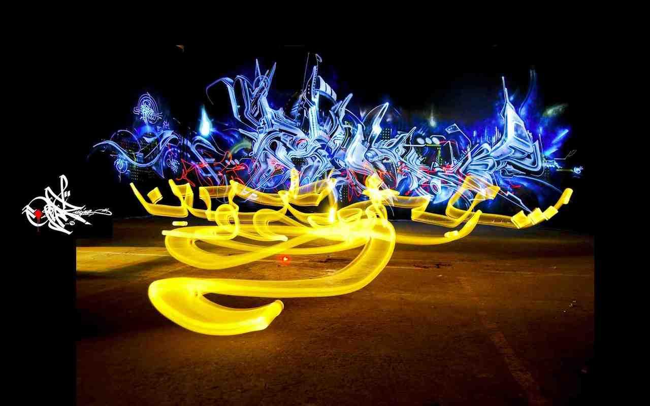 Transfigur 3D graffiti