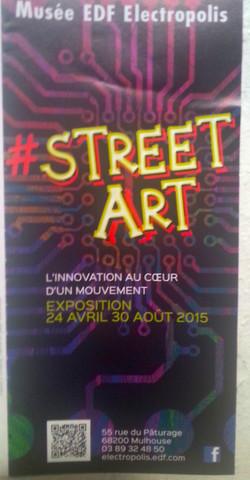 fly Street Art #
