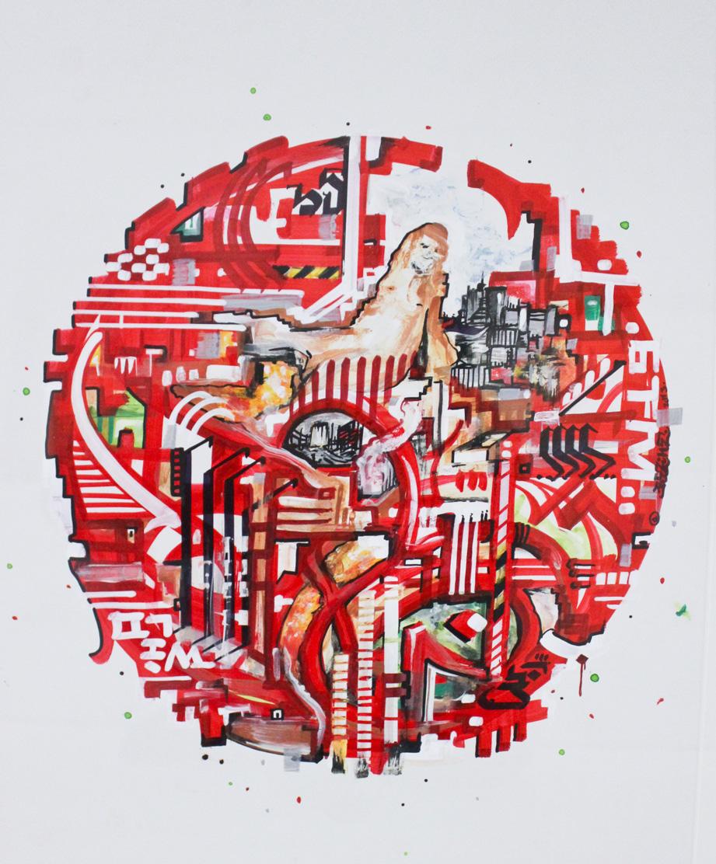 Circle RED n°1
