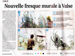 ARTICLE progres fresque charavay