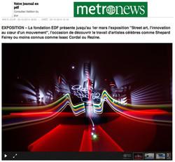 metro news fondation edf