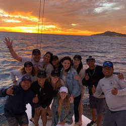 Cabo Blue Crew and Bachelorettes #cabobl