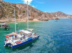 Cabo Blue Trimaran
