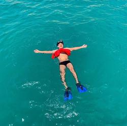 Snorkel _ Santa María Playa 🏖 #cabos #c