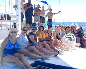 Great group for a snorkel tour #funinthe