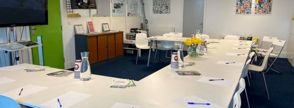 ad hoc, meeting room, morecambe, desk hire, free space, hot desk, home working, self-employed, office, office space, lancashire, conference room