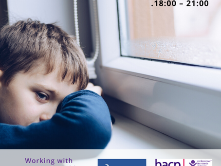 Working with Traumatised Children and Young People - Morecambe