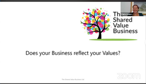The Shared Value Business - Does your business reflect your values?