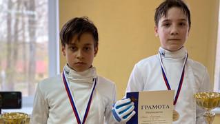 24 апреля 2021 года в г. Самара прошли  Соревнования городского округа Самара по фехтованию