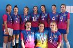 Бронза на Первенстве Самарской области по волейболу среди девушек до 18 лет