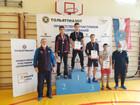 Поздравляем спортсменов отделения вольной борьбы с призовыми местами на Первенстве Самарской области