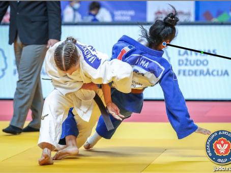 С 17 по 19 августа 2021 г в Латвии состоялось Юношеское Первенство Европы по дзюдо