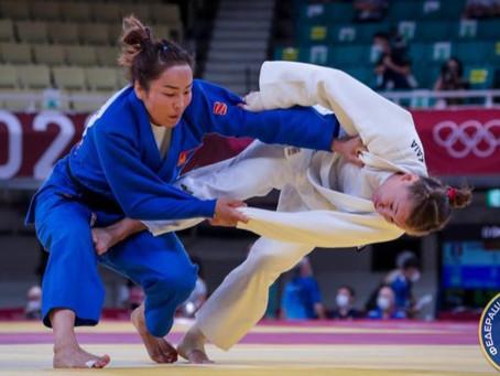 Дарья Межецкая, выпускница нашего училища выступала на Олимпиаде в Токио