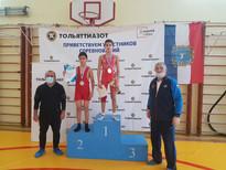 Поздравляем спортсменов СШОР №17 с успешным выступлением на соревнованиях памяти И.Самылина