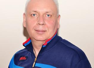 Поздравляем тренера Иевлева Михаила Константиновича с назначением на должность